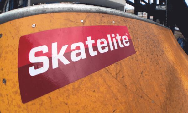 ミニランプのスケートライト